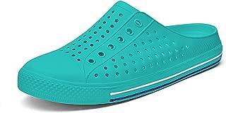 SAGUARO Mens Womens Garden Clogs Slippers Lightweight Beach Walking Shoes Sandals