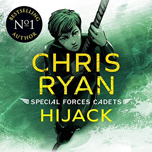 Special Forces Cadets 5: Hijack cover art