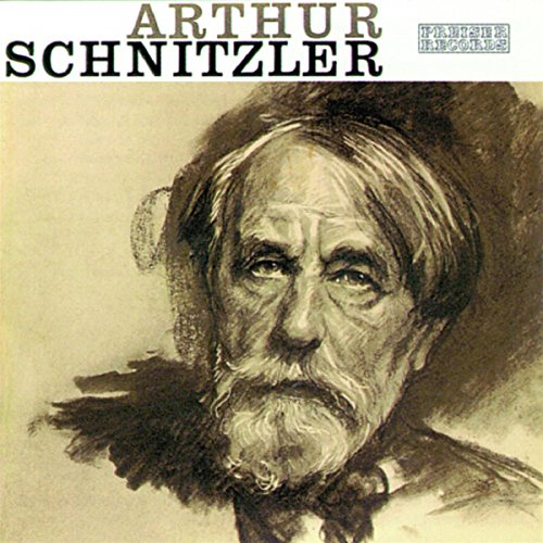Arthur Schnitzler audiobook cover art