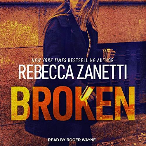 Page de couverture de Broken
