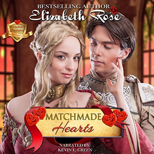 Matchmade Hearts audiobook cover art