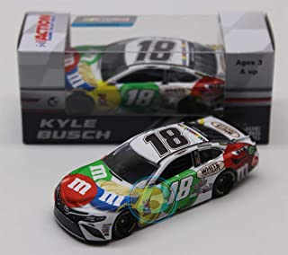Lionel Racing Kyle Busch 2018 M&M's White Chocolate 1:64