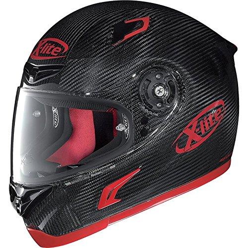 X-Lite x-802r U.C Puro sport Carbon Fibre Full Face Motorrad Helm–(59–60cm) groß
