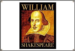 shakespeare banner