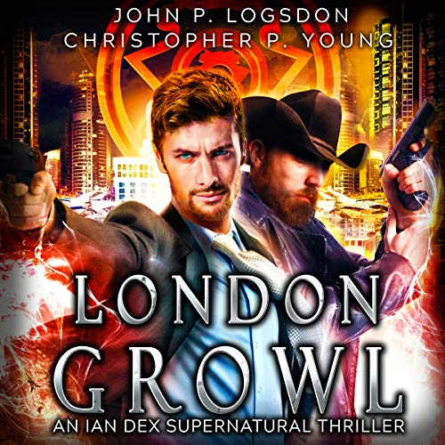 London Growl audiobook cover art