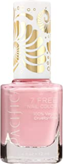 product image for Pacifica 7 Free Nail Polish - Pretty & Pink 0.4 Fl Oz (Pack of 1)
