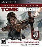 Square Enix Tomb Raider Game Of The Year Edition, PS3 Básica + DLC PlayStation 3 vídeo - Juego (PS3, PlayStation 3, Acción / Aventura, Modo multijugador, M (Maduro))