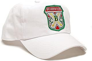 Bushwood Hat Country Club Caddyshack Movie One Size Baseball Cap White