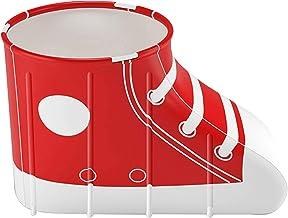 CDPC Draagbare opvouwbare badkuip voor volwassenen, super - grote schoenvormige opvouwbare badkuip, met accessoires, gemak...