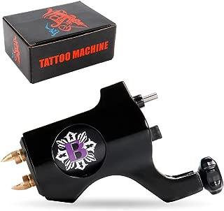 RWANG Aluminium Alloy Rotary Tattoo Machine Studio Equipment Permanent Tattoo Machine Bishop Style (M653)
