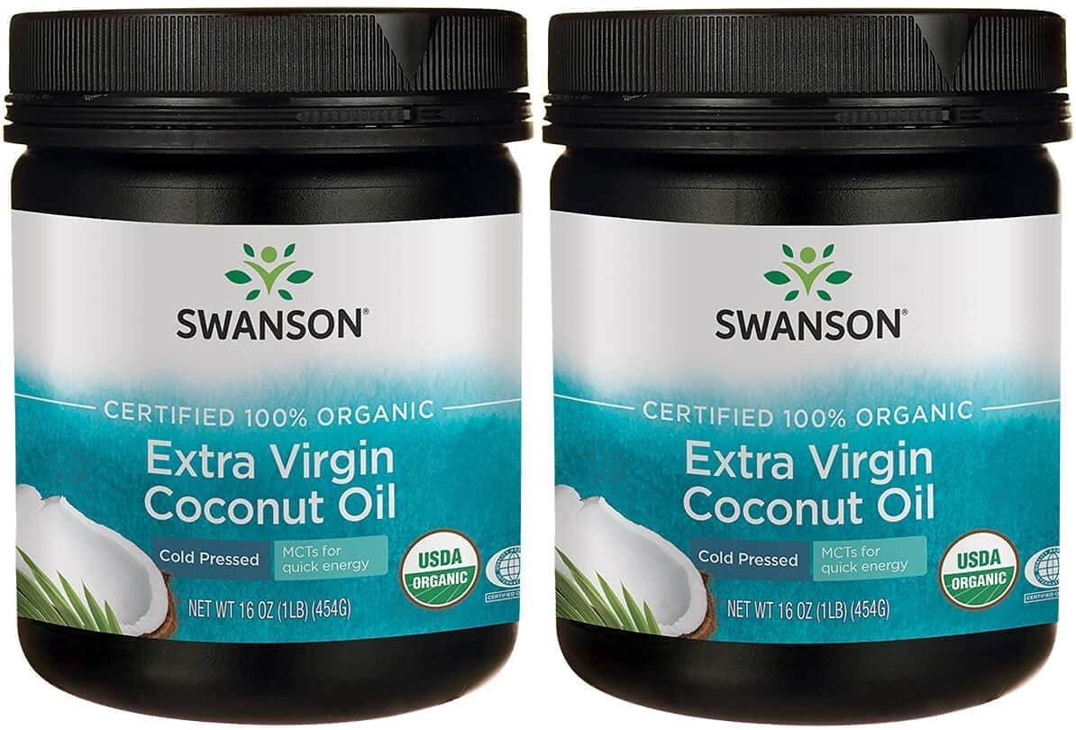 Swanson Certified Wholesale 100% Organic Extra Virgin 16 Oil So Coconut Special price oz