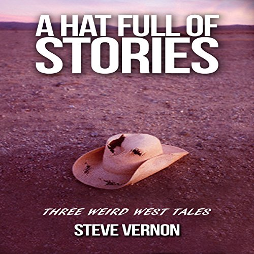 A Hat Full of Stories audiobook cover art