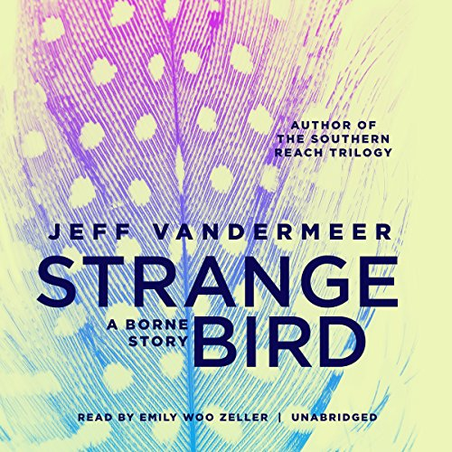 The Strange Bird audiobook cover art