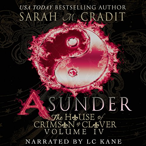 Asunder audiobook cover art
