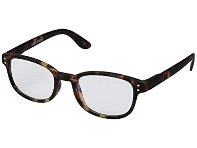 Corinne McCormack Color Spex with BluePro Lens Technology Readers (Tortoise) Reading Glasses Sunglasses