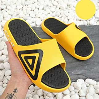 Men'S Slippers Non-Slip Outdoor Beach Slippers Summer Casual Shoes Men And Women Sandals