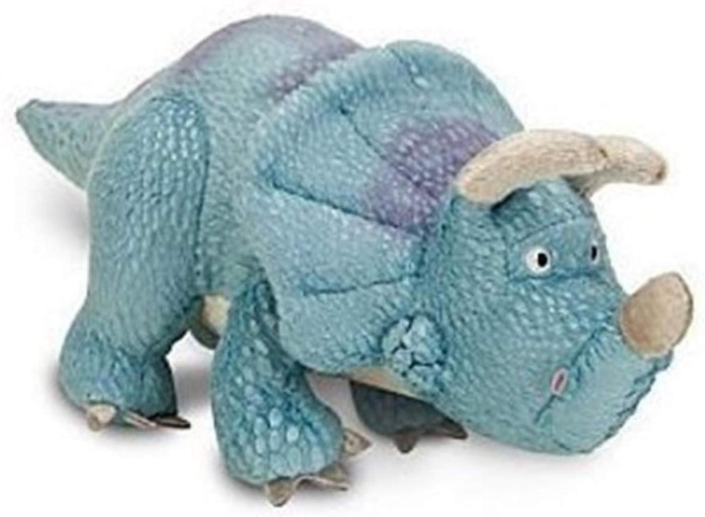 YRCBQJBE Ranking TOP17 Max 82% OFF Blue Triceratops Dinosaur Stuffed Animal Plush Toy