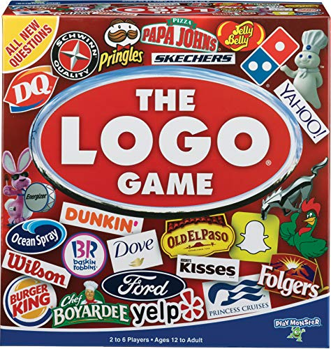The Logo Game -- New Edition with All New Questions!