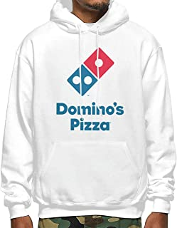 Men's Domino's-Pizza Hoodie Pullover Casual Fashion Pullover Hoodie Sweatshirt