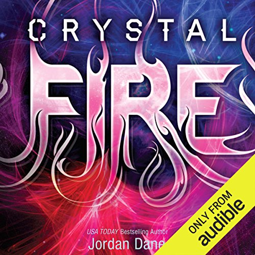 Crystal Fire audiobook cover art