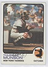 Thurman Munson (Baseball Card) 1973 Topps - [Base] #142
