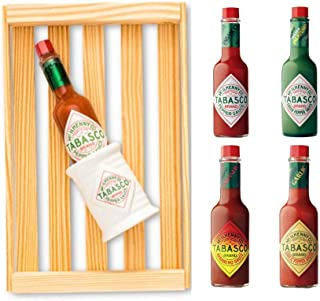 TABASCO Crated Gift Set