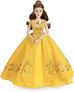 Belle Disney Film Collection Doll Beauty and the Beast Live Action Film - 11 1/2