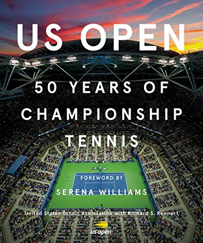 Compare Textbook Prices for 50th Anniversary US Open Tennis Book  ISBN 9781419732188 by Rennert, Rick