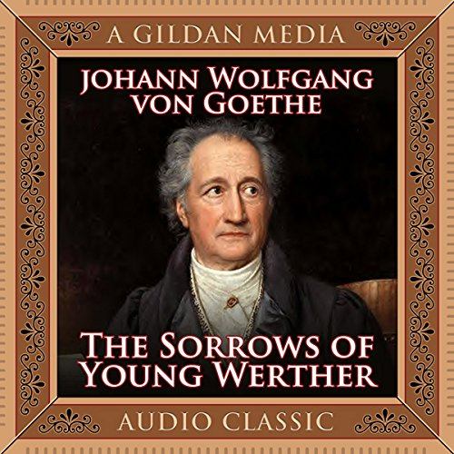 a literary analysis of the sorrows of young werther by goethe