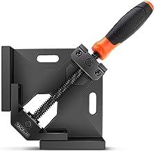 Fang FANS soporte de marco de fotos de madera metal /ángulo recto soldadura Abrazadera de /ángulo recto para esquina de 90/° con mand/íbula de giro ajustable