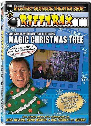 RiffTrax: Christmas with Rifftrax Featuring Magic Christmas Tree [DVD] [Region 1] [US Import] [NTSC]