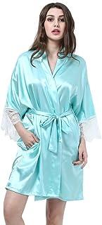 eb295b47 Amazon.es: bata de casa - Batas y kimonos / Ropa de dormir: Ropa