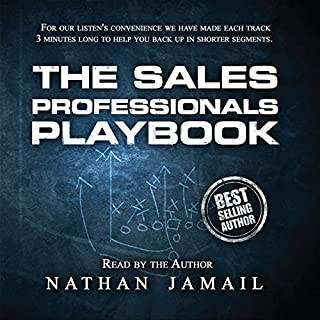 The Sales Professional's Playbook audiobook cover art