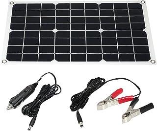 10 W 18 V Flexível Painel Solar Da Bateria Dupla Potência De Energia Solar Com USB Interface de Alta Taxa de Conversão Sis...
