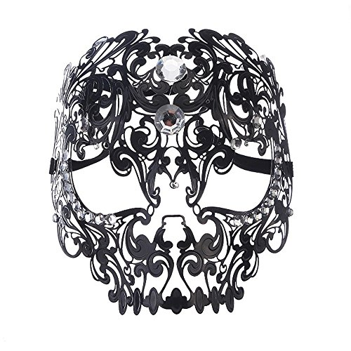 PromMask Mascara Facial Careta Protector Cara dominó
