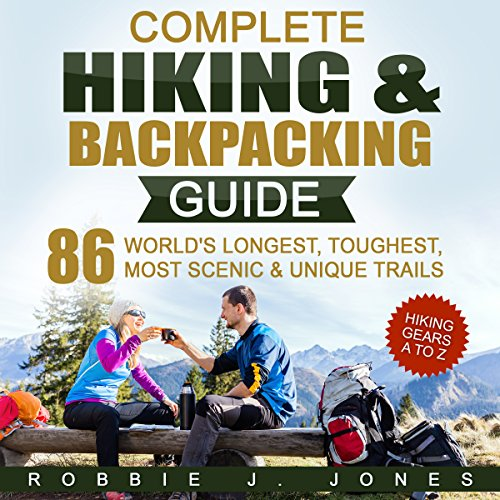 Complete Hiking & Backpacking Guide audiobook cover art