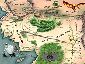 Best map of beleriand Reviews
