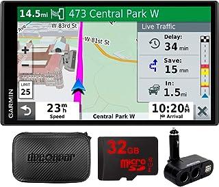 $145 » Garmin 010-N2038-02 Drivesmart 65T GPS Navigator (Renewed) Bundle with Dual DC12V/24V Electronic Multifunction Car Socket,...