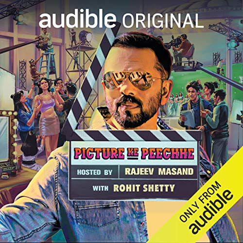 Making of Golmaal with Rohit Shetty and special guest Ajay Devgn cover art