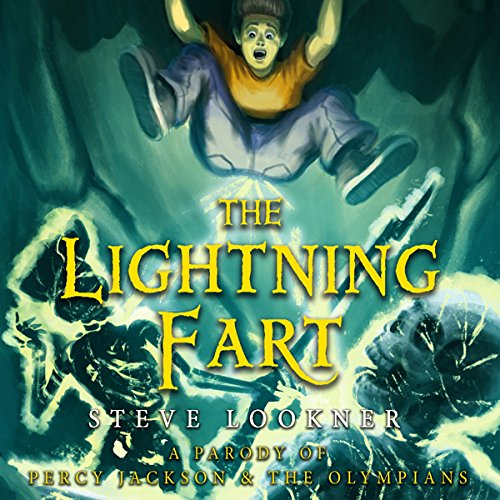 Couverture de The Lightning Fart: A Parody of The Lightning Thief