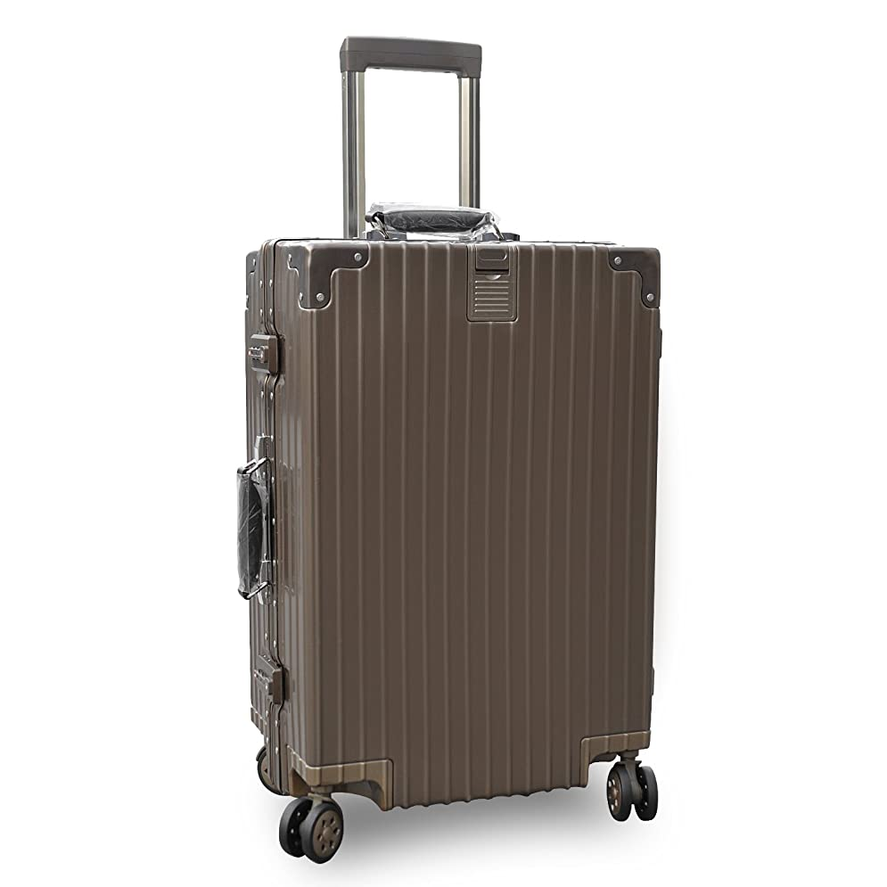 行くユーザーディンカルビルUnitravel スーツケース TSAロック搭載 キャリーケース 超軽量 トランク 旅行 出張 静音8輪 S型 キャリーバッグ 機内持込可