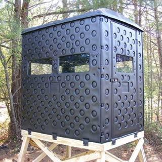 Snap Lock Formex 4x6 Portable Deer Hunting Blind Interlocking Double Wall Panels