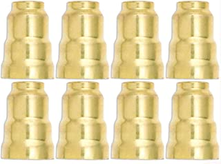 Injector Sleeve Kit Set of 8 For 1994-2003 Ford Powerstroke 7.3L and Navistar T444e Replaces F4TZ-9F538-A 1814376C1