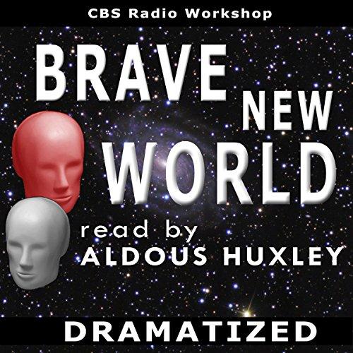 Brave New World (Dramatized) audiobook cover art