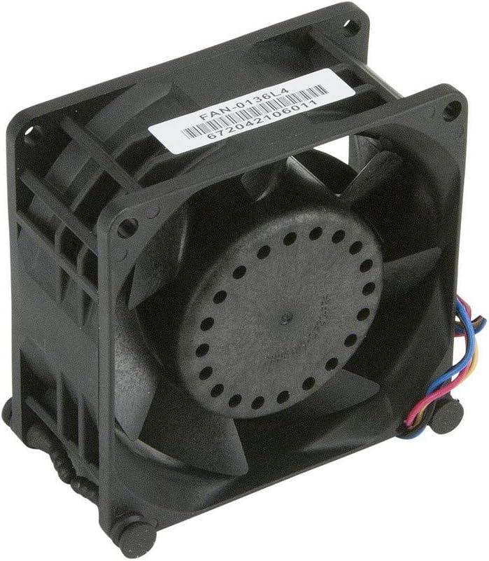 Supermicro Cooling Fan - 1 x 80 mm - 13800 rpm - FAN-0136L4