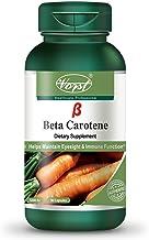 Sponsored Ad - Vorst Beta-Carotene 1.5 mg (5000 IU) Vitamin A 90 Capsules, Healthy Eyes, Skin & Immune System Potent Antio...