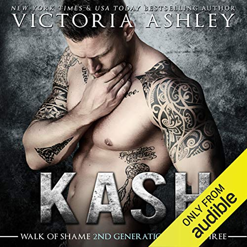 Kash audiobook cover art