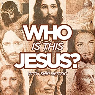 Who Is This Jesus? cover art