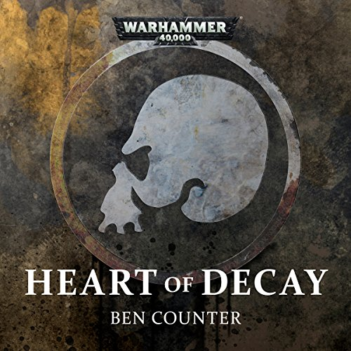 Heart of Decay audiobook cover art
