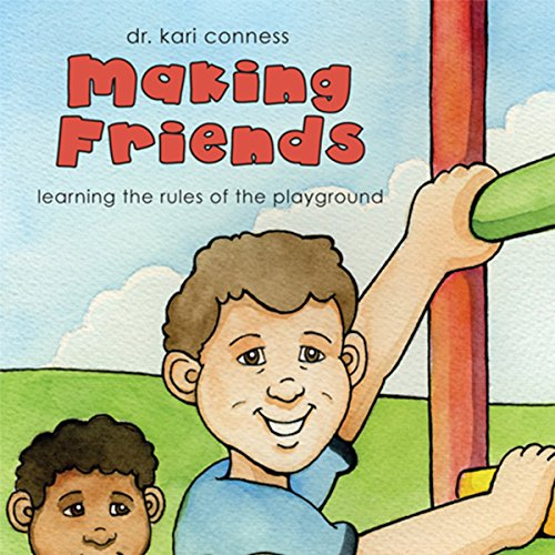 Making Friends audiobook cover art